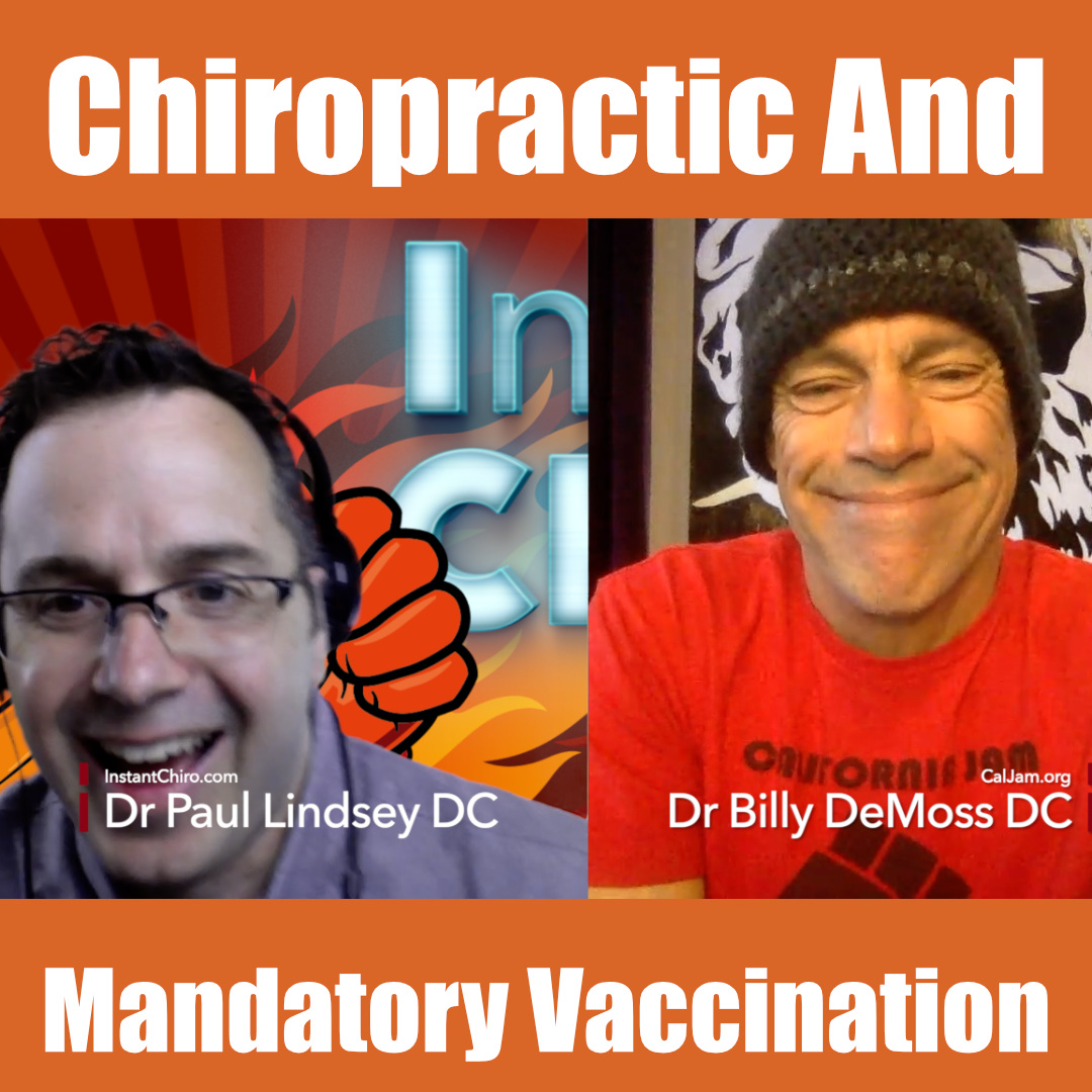 Dr Billy DeMoss Talks Vaccinations and Chiropractic with Paul Lindsey